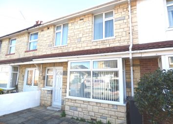 Thumbnail 3 bed terraced house to rent in St. Valerie Road, Gosport