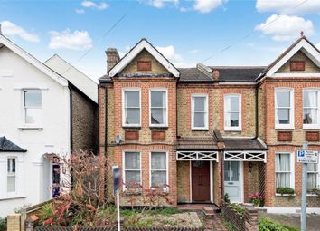 Thumbnail 3 bed semi-detached house for sale in Chesham Road, Norbiton, Kingston Upon Thames