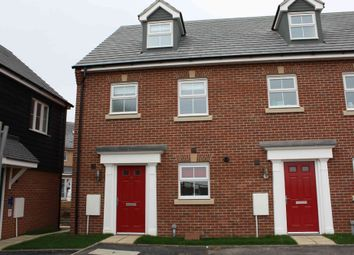Thumbnail 3 bedroom semi-detached house to rent in Sycamore Drive, Bury St Edmunds