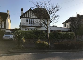 Thumbnail 4 bedroom detached house for sale in First Avenue, Westcliff-On-Sea