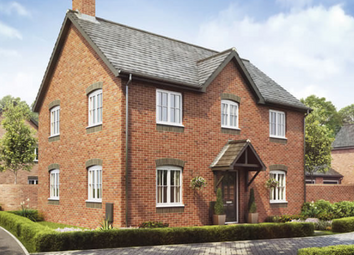 Thumbnail 3 bedroom detached house for sale in Bramshall Road, Uttoxeter, Staffordshire