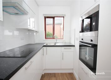 Thumbnail 1 bed terraced house to rent in Fox Close, Elstree, Hertfordshire