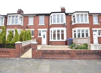 Thumbnail 3 bed terraced house to rent in Dutton Road, Blackpool, Lancashire