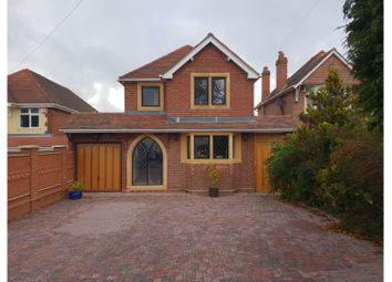 Thumbnail 4 bed detached house for sale in Old Birmingham Road, Bromsgrove