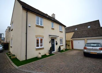 Thumbnail 3 bed detached house for sale in Briary Way, Carterton