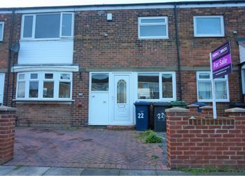 Thumbnail 3 bed terraced house for sale in Masefield Drive, South Shields