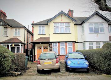 Thumbnail 1 bed flat for sale in Goodwyn Avenue, London