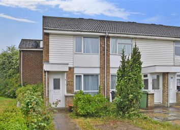 Thumbnail 3 bed end terrace house for sale in Pope Drive, Staplehurst, Kent