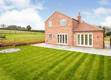 Thumbnail 4 bed detached house for sale in Docking Road, Sedgeford, Norfolk