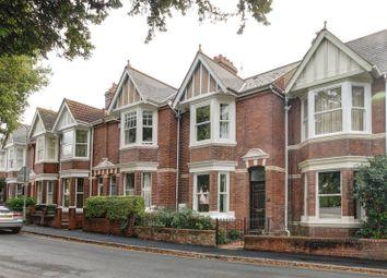 Thumbnail 3 bed terraced house for sale in St. Leonards Road, St. Leonards, Exeter