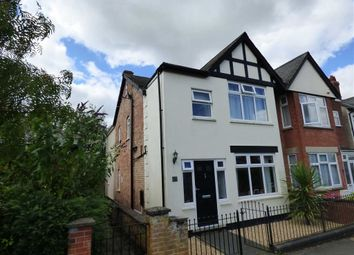 Thumbnail 3 bed semi-detached house for sale in Kingsley Avenue, Daventry