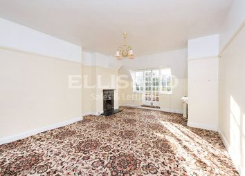 Thumbnail 3 bed flat for sale in Meadway Court, Meadway, London