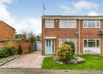 3 bed semi-detached house for sale in Grasmere Road, Kennington, Ashford TN24