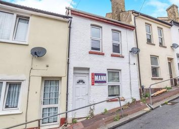 Thumbnail 2 bed terraced house for sale in Grange Hill, Chatham, Kent