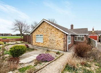 Thumbnail 3 bed bungalow for sale in Vauxhall Road, Bracebridge Heath, Lincoln