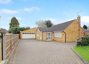 Thumbnail 4 bed detached bungalow for sale in Beswick Gardens, Bilton, Rugby
