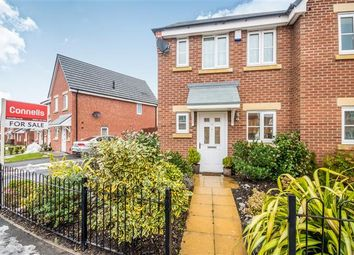 Thumbnail 2 bed semi-detached house to rent in Beddows Road, Walsall