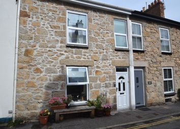 Thumbnail 3 bed cottage for sale in Trenwith Place, St. Ives