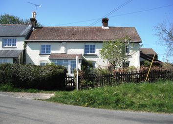 Thumbnail 3 bed cottage to rent in Bighton, Alresford