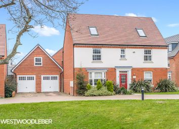 Thumbnail 6 bed detached house for sale in Arthur Martin-Leake Way, High Cross, Ware