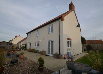 Thumbnail 4 bed detached house for sale in Galesworthy Drive, Chickerell, Weymouth