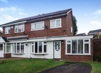 Thumbnail 3 bed semi-detached house for sale in Daisy Bank, Hednesford, Cannock