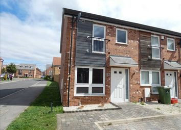 Thumbnail 2 bed link-detached house for sale in Elder Road, Grimsby