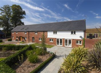 Grove Road, Wickhambreaux, Canterbury, Kent CT3. 4 bed detached house