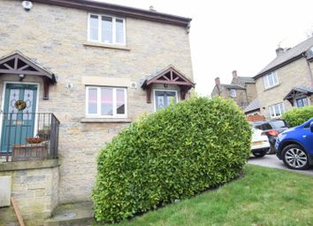 Thumbnail 2 bed end terrace house for sale in Weaver Close, Crich, Matlock