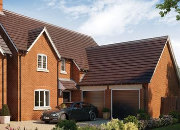 Thumbnail 4 bed detached house for sale in The Longleat +, Worlds End Lane, Weston Turville