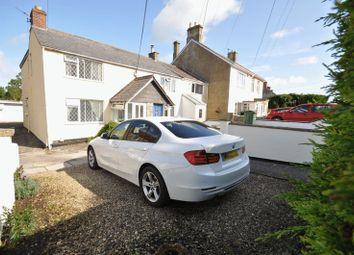 Thumbnail 2 bed terraced house for sale in Church Road, Peasedown St. John, Bath