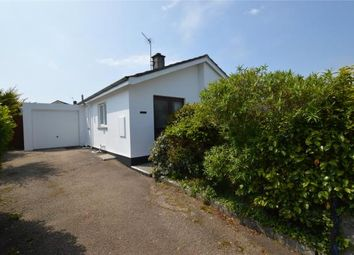 Thumbnail 2 bedroom detached bungalow for sale in Springfield Road, Goldsithney, Penzance, Cornwall