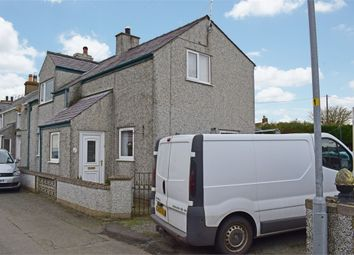 Thumbnail 3 bed end terrace house for sale in Pencarnisiog, Pencarnisiog, Ty Croes, Anglesey