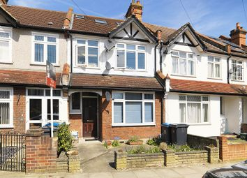 Thumbnail 2 bed flat for sale in Blagdon Road, New Malden