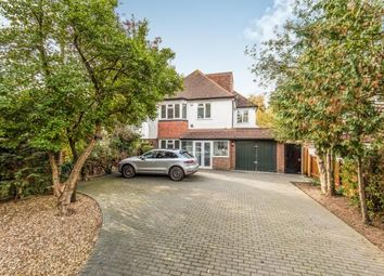 Thumbnail 5 bed detached house for sale in Worcester Park, Surrey