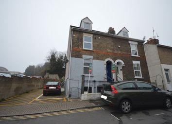 Thumbnail Flat to rent in Cross Street, Swindon