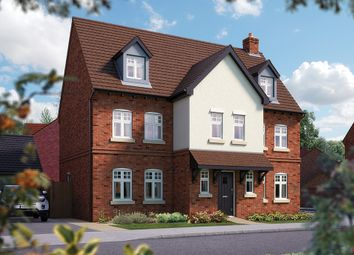 "Thumbnail 6 bed detached house for sale in ""The Kingsbury"" at Nottinghamshire, Edwalton"