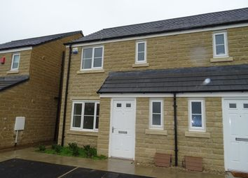 Thumbnail 3 bedroom semi-detached house to rent in 5 Cubley Wood Way, Chapel Lane, Penistone