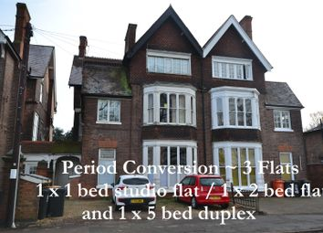 Thumbnail 7 bedroom semi-detached house for sale in Victoria Park Road, Leicester