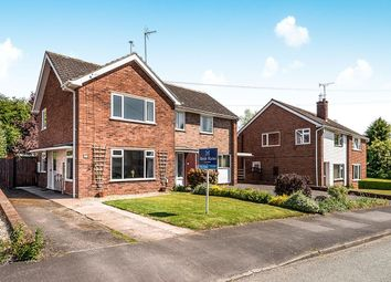 Thumbnail 2 bed semi-detached house for sale in Doxey Fields, Stafford