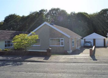 Thumbnail 3 bed detached bungalow for sale in Hendrefoilan Drive, Swansea
