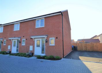 Thumbnail 2 bed end terrace house for sale in Ampney Drive Kingsway, Quedgeley, Gloucester