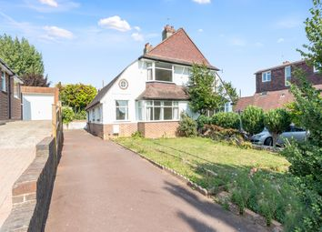 Thumbnail 3 bed semi-detached house for sale in Elm Drive, Hove