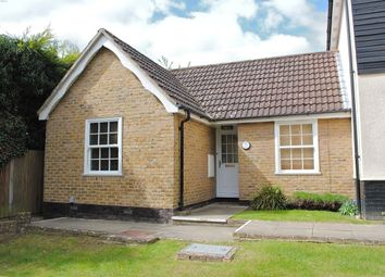 Thumbnail 1 bed semi-detached house for sale in Rye Street, Bishop's Stortford