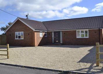 Rooksfield, Bishops Green, Newbury, Berkshire RG20. 3 bed detached bungalow