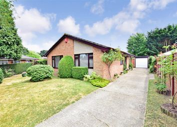Thumbnail 3 bed detached bungalow for sale in Bracken Close, Northgate, Crawley, West Sussex