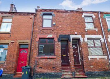 Thumbnail 2 bed terraced house for sale in St John Street, Hanley, Stoke-On-Trent