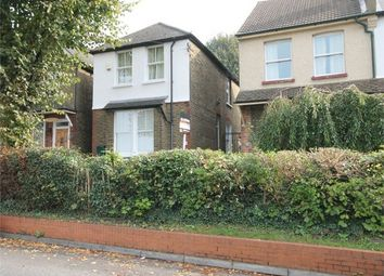 Thumbnail 3 bed detached house for sale in Banstead Road, Carshalton, Surrey