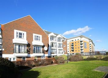 Thumbnail 1 bed flat for sale in Barge House Road, London