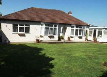 Thumbnail 4 bed bungalow for sale in Old Ferneybeds Road, Widdrington, Morpeth